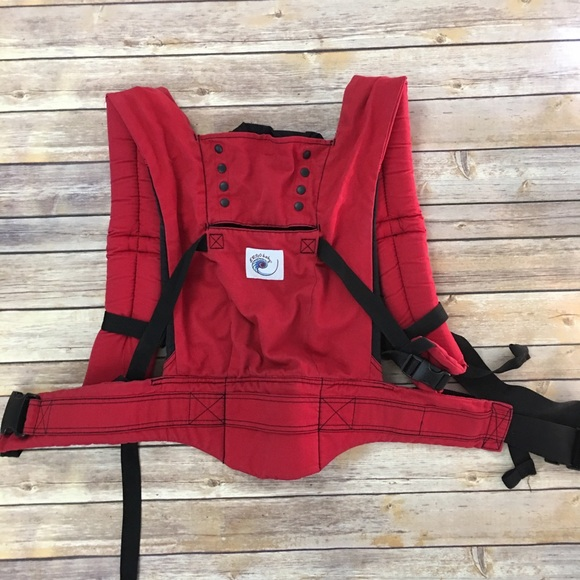363829d4249 ergo baby Other - Baby Carrier  Ergo  Red And Black